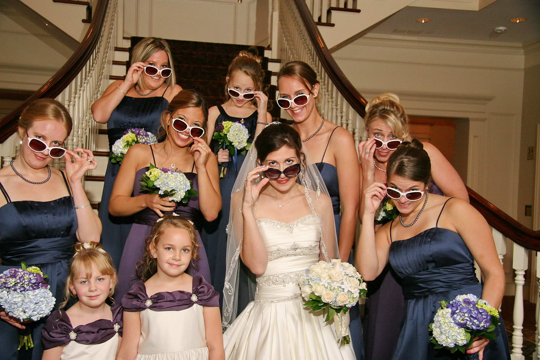 Bridesmaids in Disguise